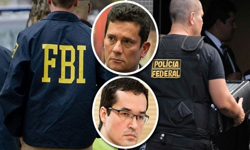 FBI ESBUGALHA SUA ATUAÇÃO NA LAVA JATO