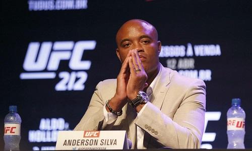 Anderson Silva sonha enfrentar Roy Jones Jr. nos ringues
