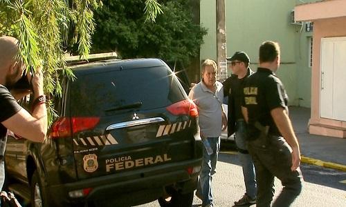 Irmão de José Dirceu é preso em 2ª instancia na lava jato