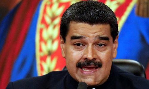 Partido chavista confirma candidatura de Maduro à reeleição