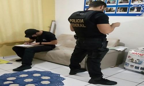 Polícia Federal realiza operação para combater fraudes no seguro-desemprego