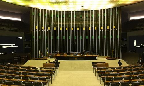 Câmara encerra sessão pelo segundo dia consecutivo por falta de quórum
