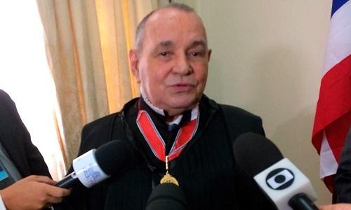 Desembargador Gesivaldo Britto é empossado como novo presidente do TJ