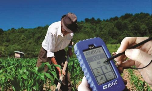 IBGE avança no Censo Agro