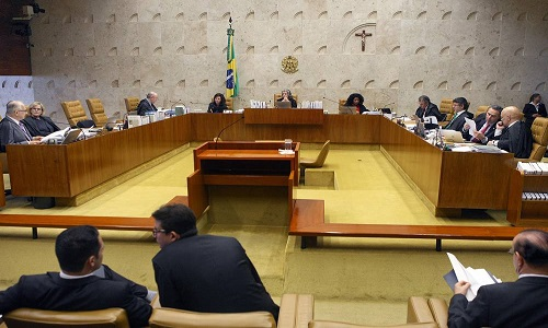 Ajufe pede para STF adiamento do julgamento sobre auxílio-moradia