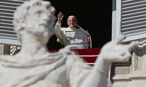 Papa faz apelo pela paz e convoca fiéis para o dia do Jejum e oração