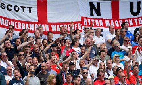Embaixador russo diz que torcedores ingleses estarão seguros na Copa