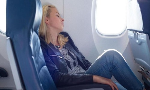 Como funciona o nosso célebro em uma viagem de avião