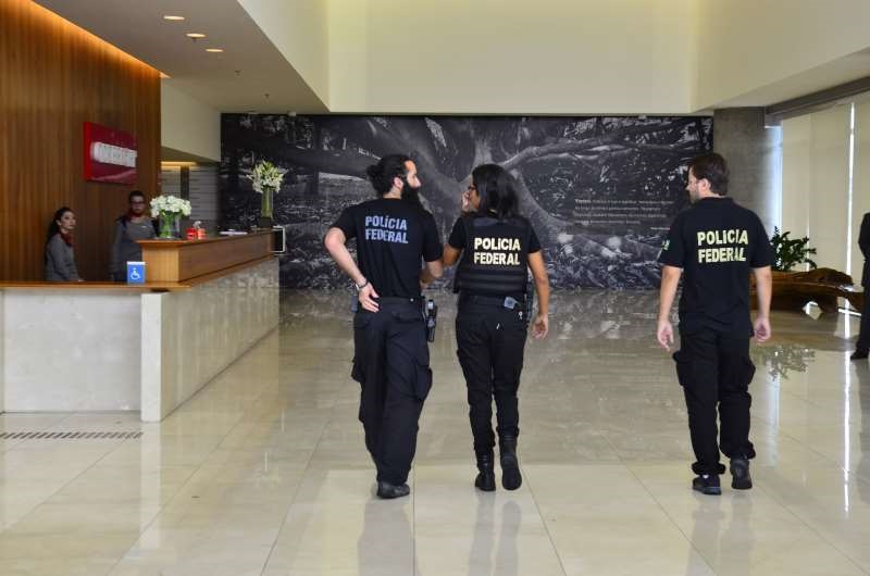 PF faz operação contra empresas de serviços de limpeza