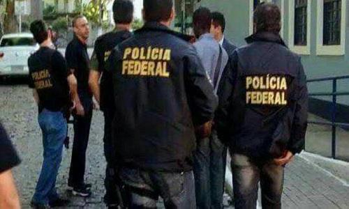 PF cumpre mandados de prisão contra suspeitos de fraude em presídios do Rio