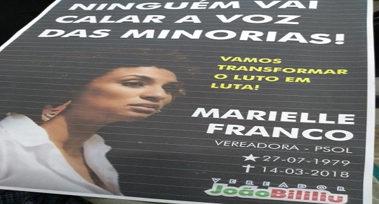 'Efeito Marielle': vereador João Bililiu distribuiu panfletos na Câmara de Feira de Santana