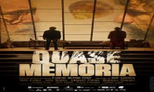 Tony Ramos estampa cartaz do drama Quase Memória
