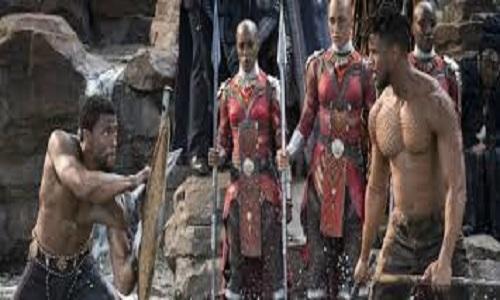 Pantera Negra o filme da Marvel a ultrapassar US$500 milhões