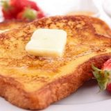 French toast: rabanada francesa