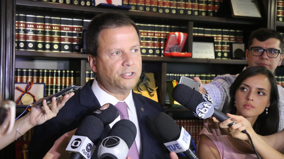 Lamachia diz, a OAB não vai defender clientes dos advogados