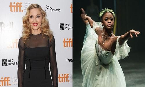 Madonna vai dirigir biografia da bailarina Michaela De Prince