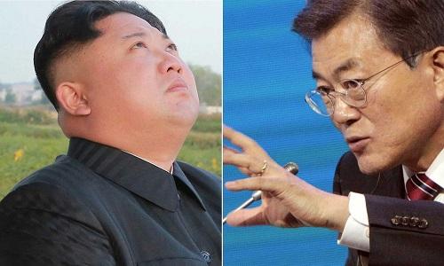 Presidentes da Coreia do Sul e do Norte vão se reunir dia 27 de abril