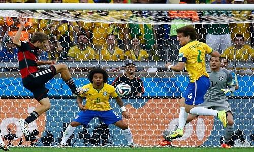 Brasil x Alemanha cada jogo uma nova história
