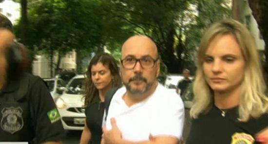 Imprensa silencia sobre parceria do grupo Globo com empresário preso pela PF