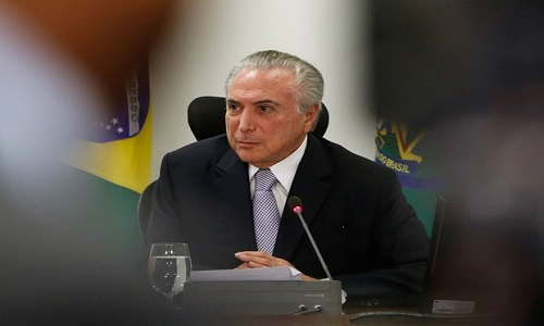 Refis de Temer vai perdoar R$ 62 bilhões