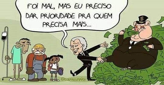 Aumentos nos juros blindam a renda dos mais ricos/ Por Sérgio Jones*