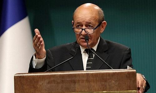 A França votará atacar a Síria em caso de novo ataque química, diz ministro
