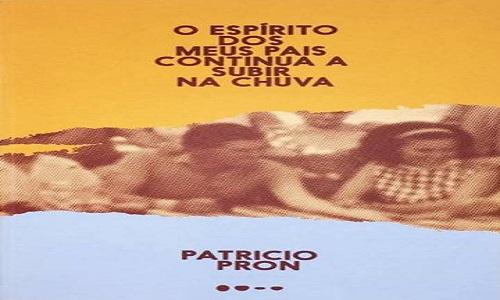 Escritor Patricio Pron participa de debates em São Paulo