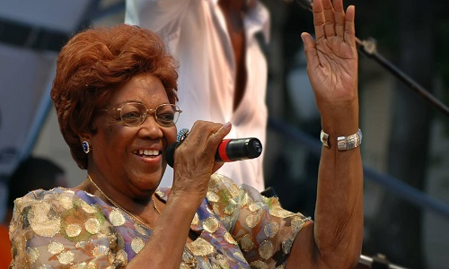 Dona Ivone Lara, morre aos 97 anos