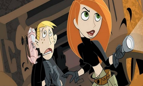 Definidos os protagonistas do filme de Kim Possible
