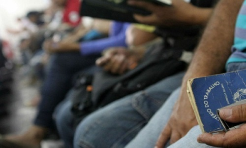 Desemprego sobe no Brasil e vai a 13,1% no primeiro trimestre