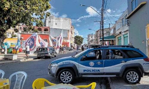 Rivalidades entre torcedores do Bahia e do Vitória deixam feridos