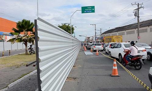 Trecho da avenida João Durva será interditado nesta sexta