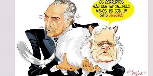 'Deram leite pro gato', diz dirigente dos petroleiros sobre Moreira no MME