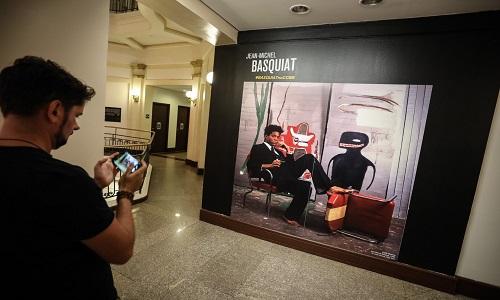 Coleção Mugrabi de Jean-Michel Basquiat