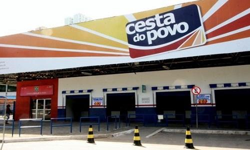 Cesta do Povo (Ebal)  e vendida por R$ 15 milhões em Salvador