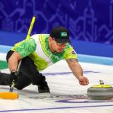 Brasil vence Irlanda no Mundial de Curling