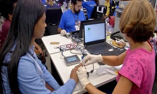 Biometria tem como objetivo prevenir fraudes