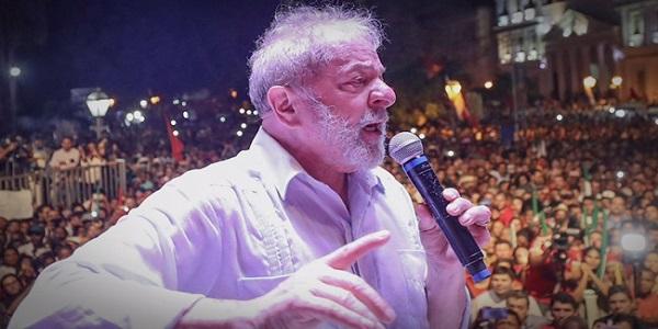 Carta de Lula para o acampamento em Curitiba