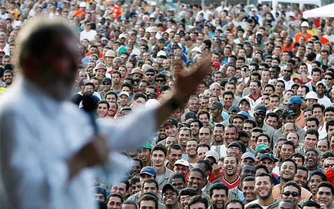 Prisão de Lula: assistimos hoje a criação de uma lenda no país dos absurdos