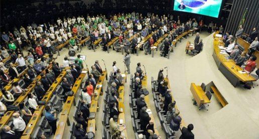 Maior bancada da Câmara dos Deputados volta a ser do PT