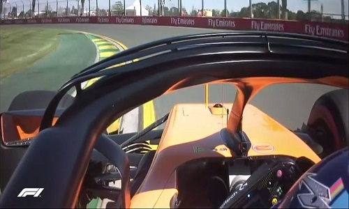 FIA autorizou dispositivo de segurança nos carros da Fórmula 1