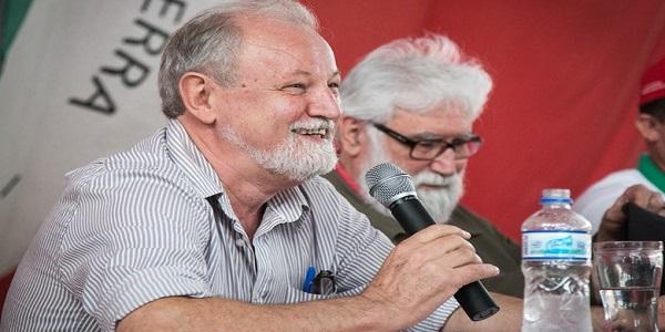 Leonardo Boof: agrotóxico não mata só as pragas das lavouras, matam seres humanos/Sérgio Jones