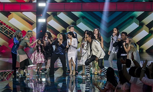 THE VOICE KIDS TEM MUDANÇA NO TIME DE FINALISTAS