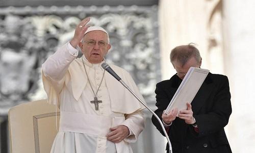 Papa demostra preocupação com 'espiral de violência' no Oriente Médio