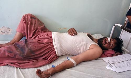 Atentado deixa mortos e feridos no Afeganistão
