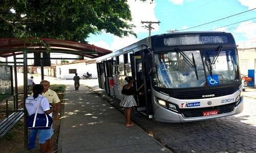 Feira terá  redução 30% dos ônibus coletivos na ruas nessa sexta