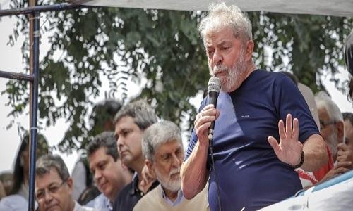 O STF recebeu um novo recurso de Lula enviado pelo STJ
