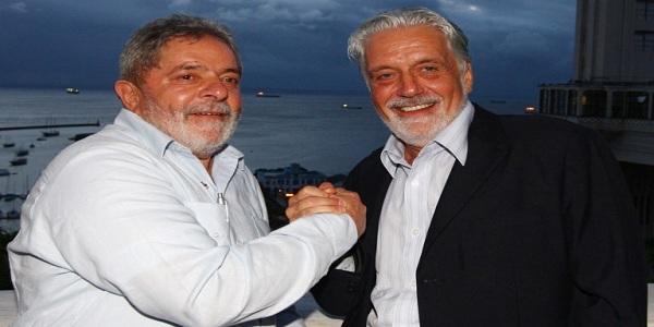 Wagner pode ser o representante de Lula em Sabatina