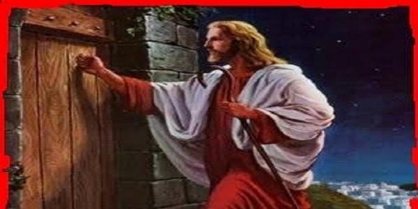 Bate maçonicamente na porta do Templo, por Carlos Lima