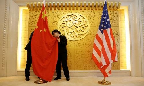 Estados Unidos e China iniciaram negociações para evitar uma guerra comercial